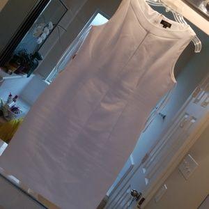Talihari Dress- winter white